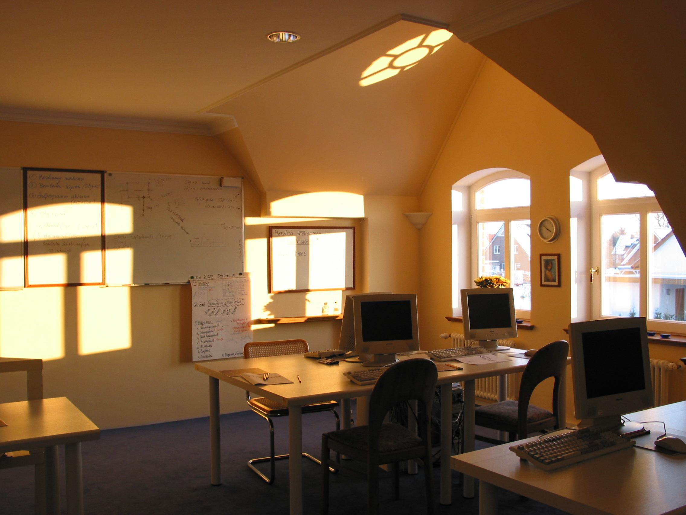 LandhausKreativ Axel Ohmes Seminarhaus PC Schulung Lichtdurchflutet  IT-Seminare Methodenseminare Bremen Oldenburg Hannover Hamburg