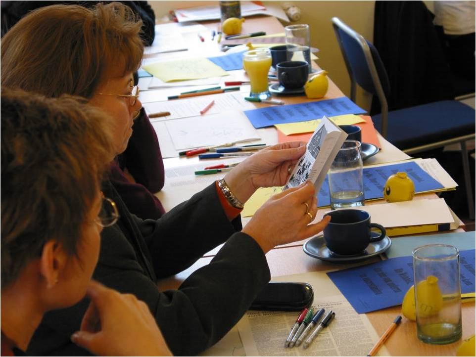 MindMap Seminar LandhausKreativ Ohmes Schulung