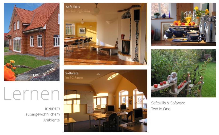 Seminarhaus Collage
